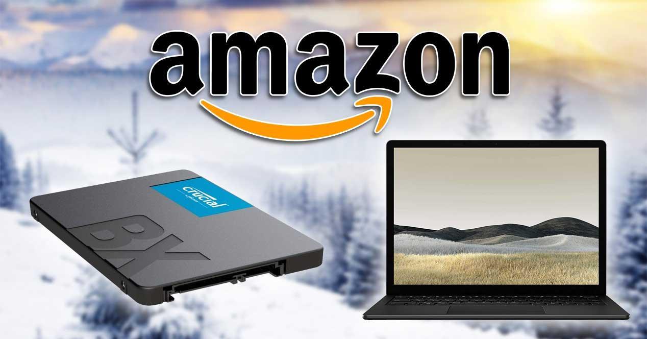 amazon microsoft ssd