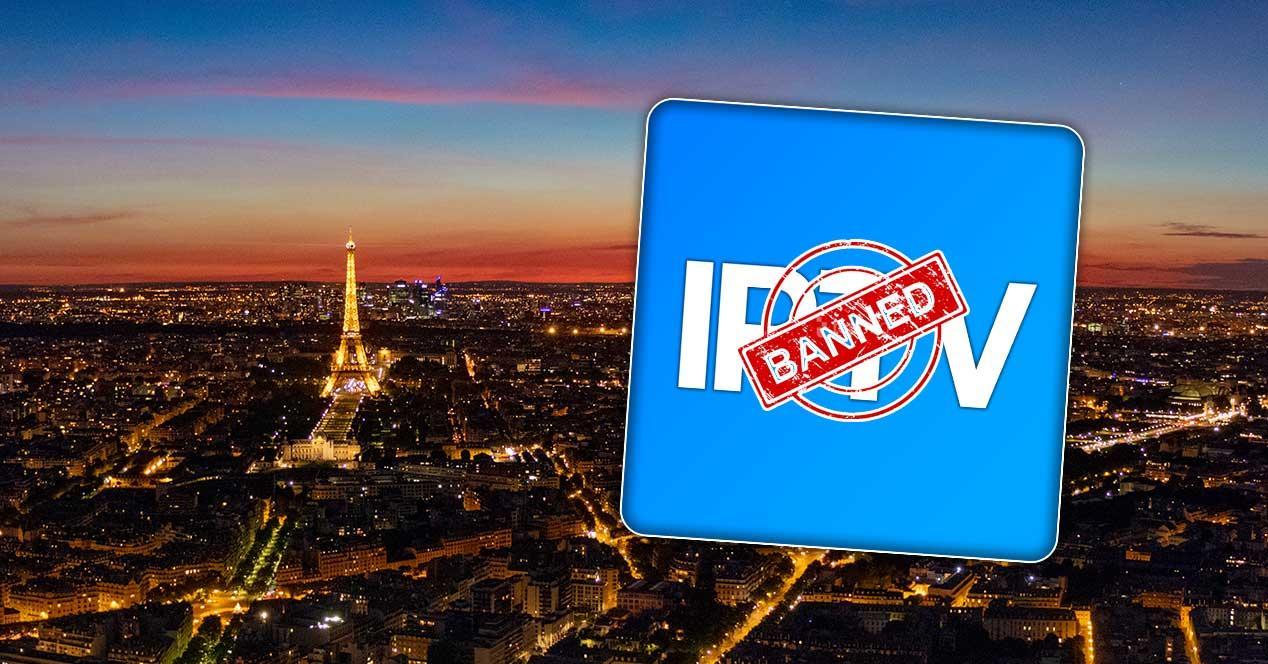 francia prohibe iptv