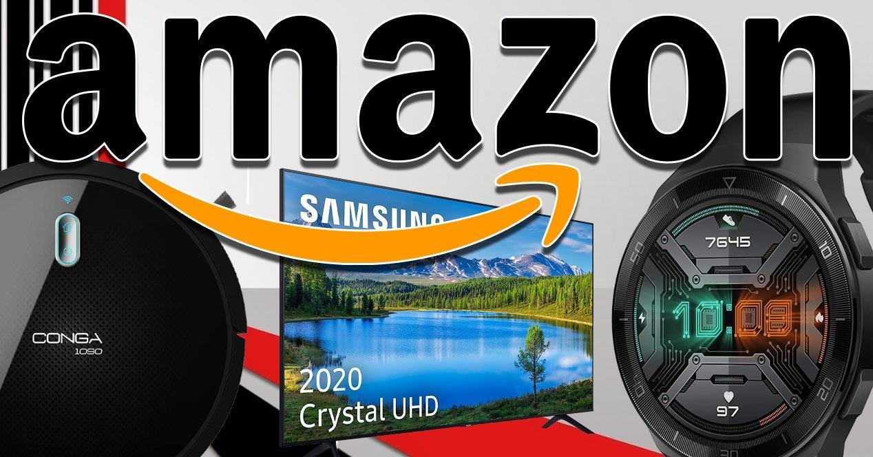 Ofertas de hoy en Amazon