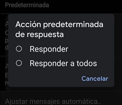 Απαντήστε σε όλο το Gmail
