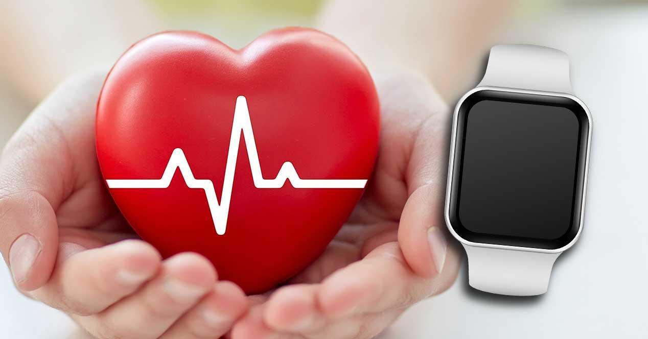smartwatch salud
