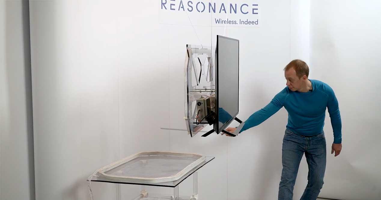 tele sin cables reasonance