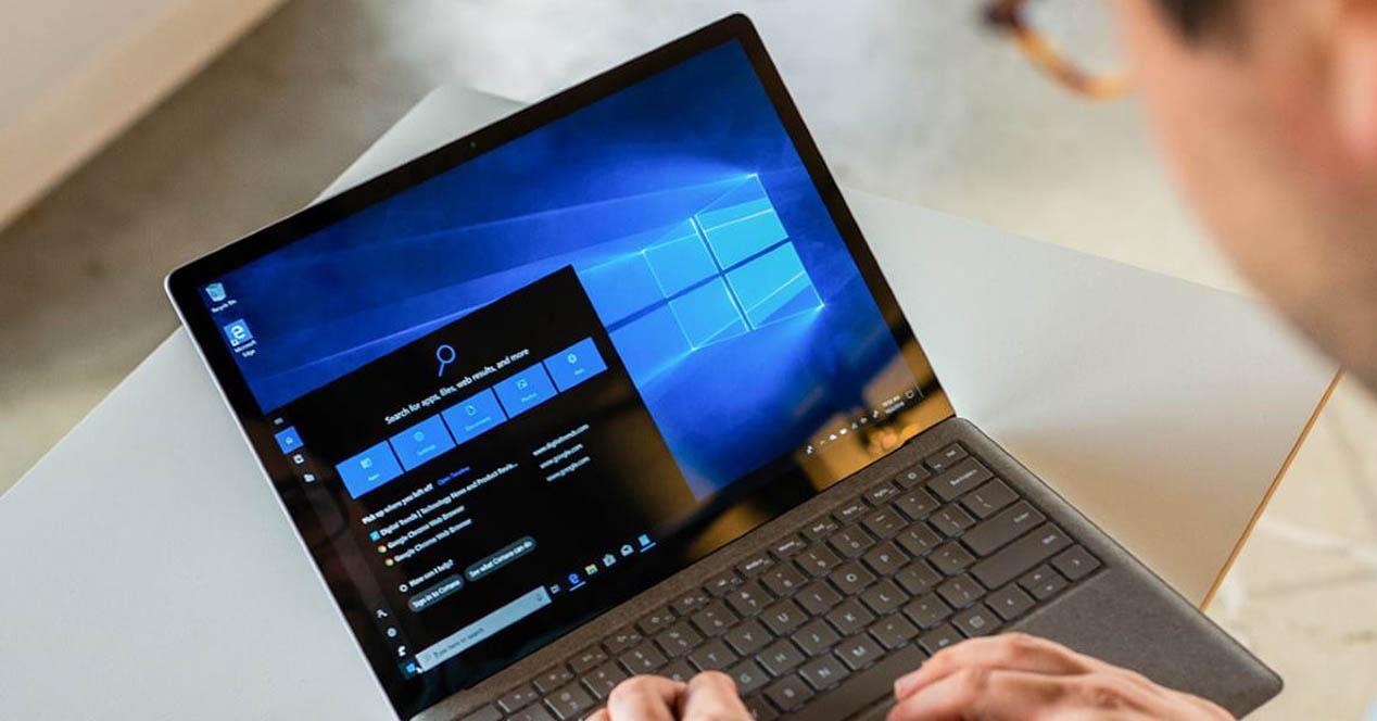 Programas con un clic Windows 10