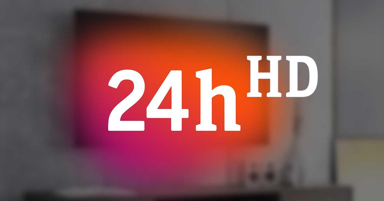 24 horas hd 24h