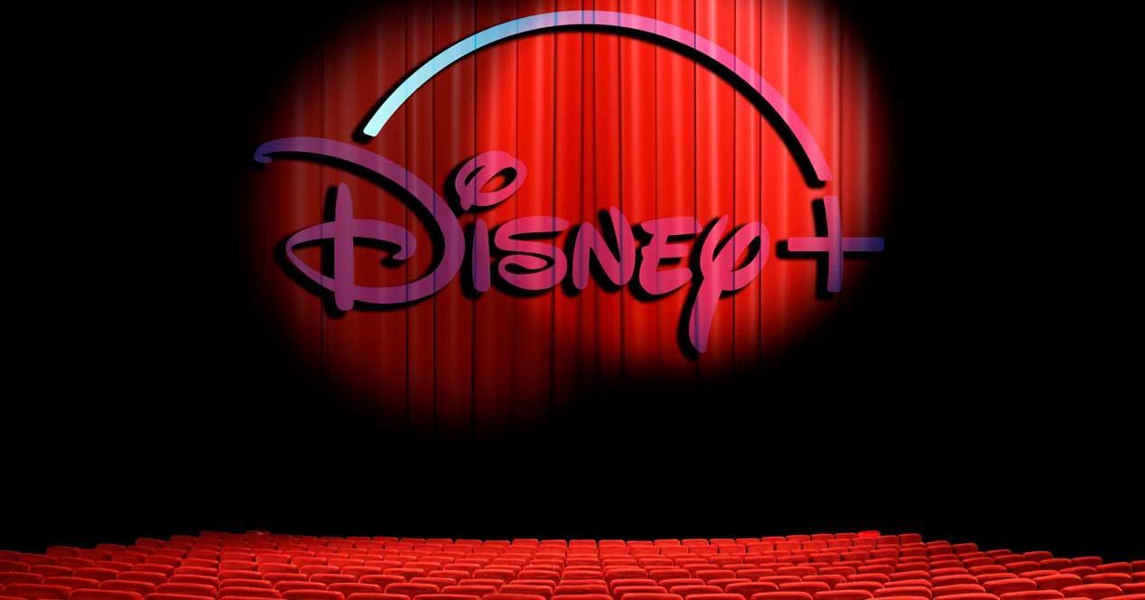 Peliculas Disney+