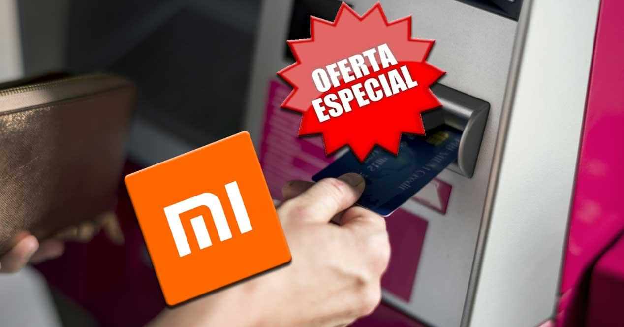 Xiaomi ofertas tarjeta