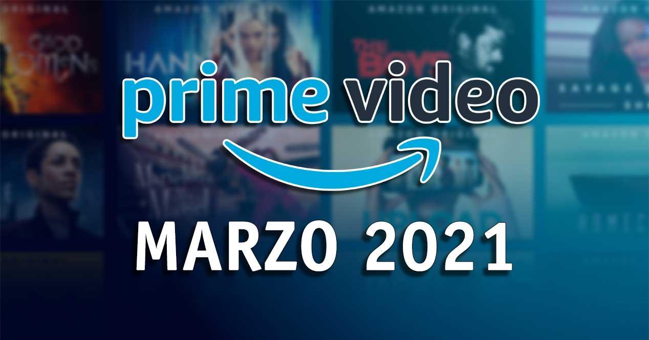 amazon prime video estrenos marzo 2021