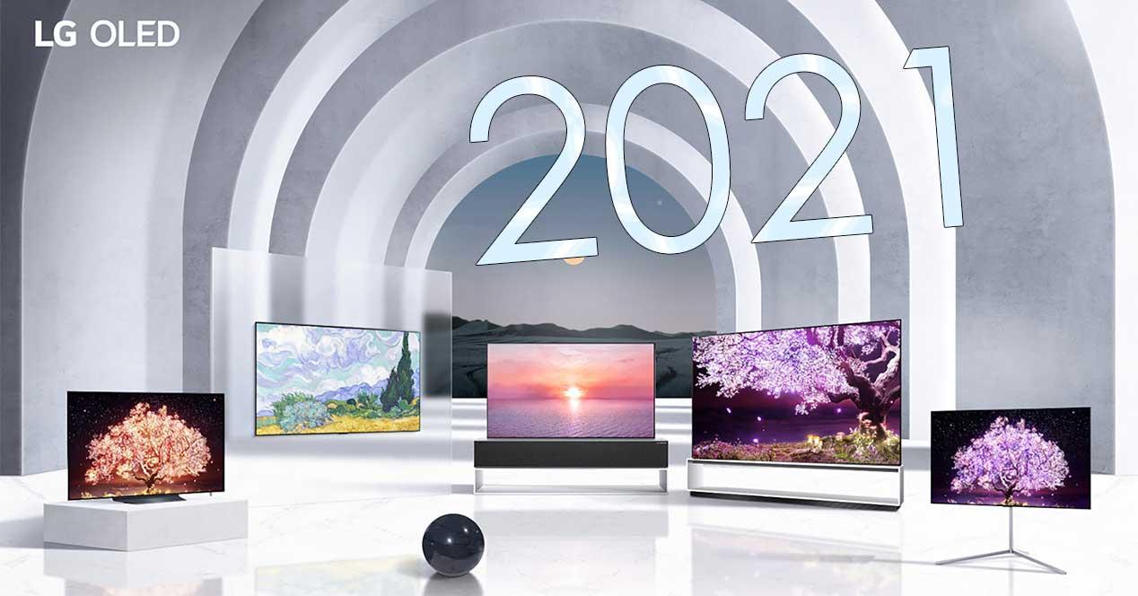 lg smart tv oled 2021