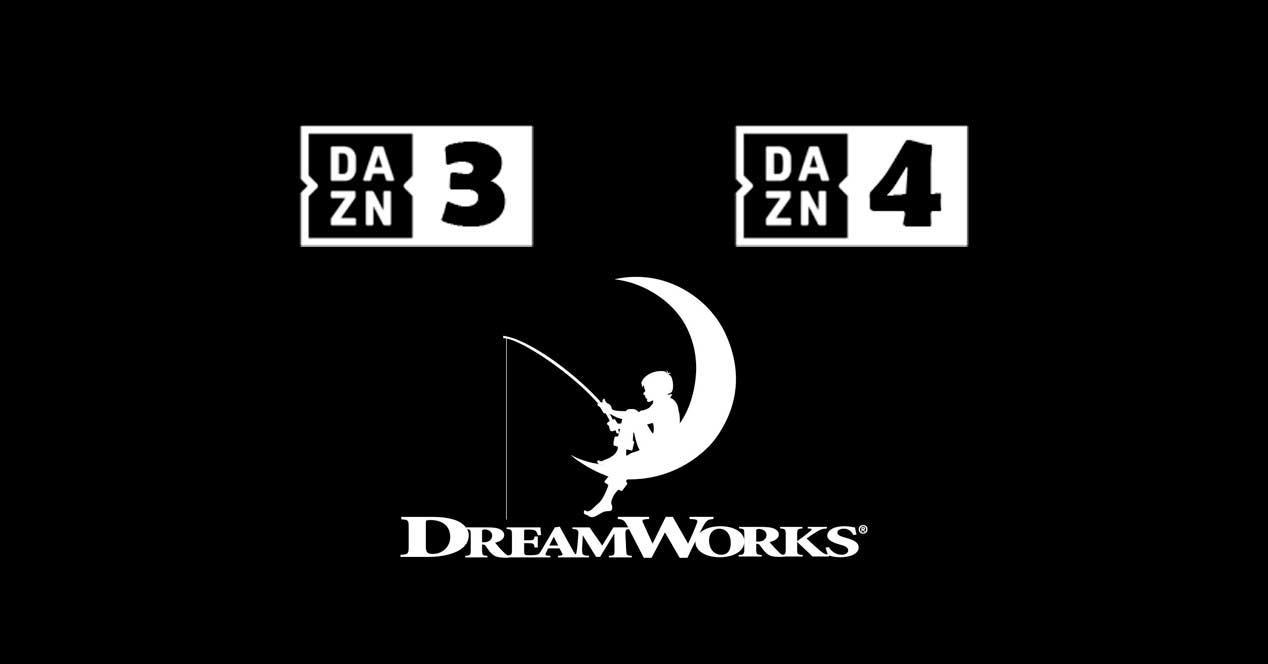 movistar dazn dreamworks