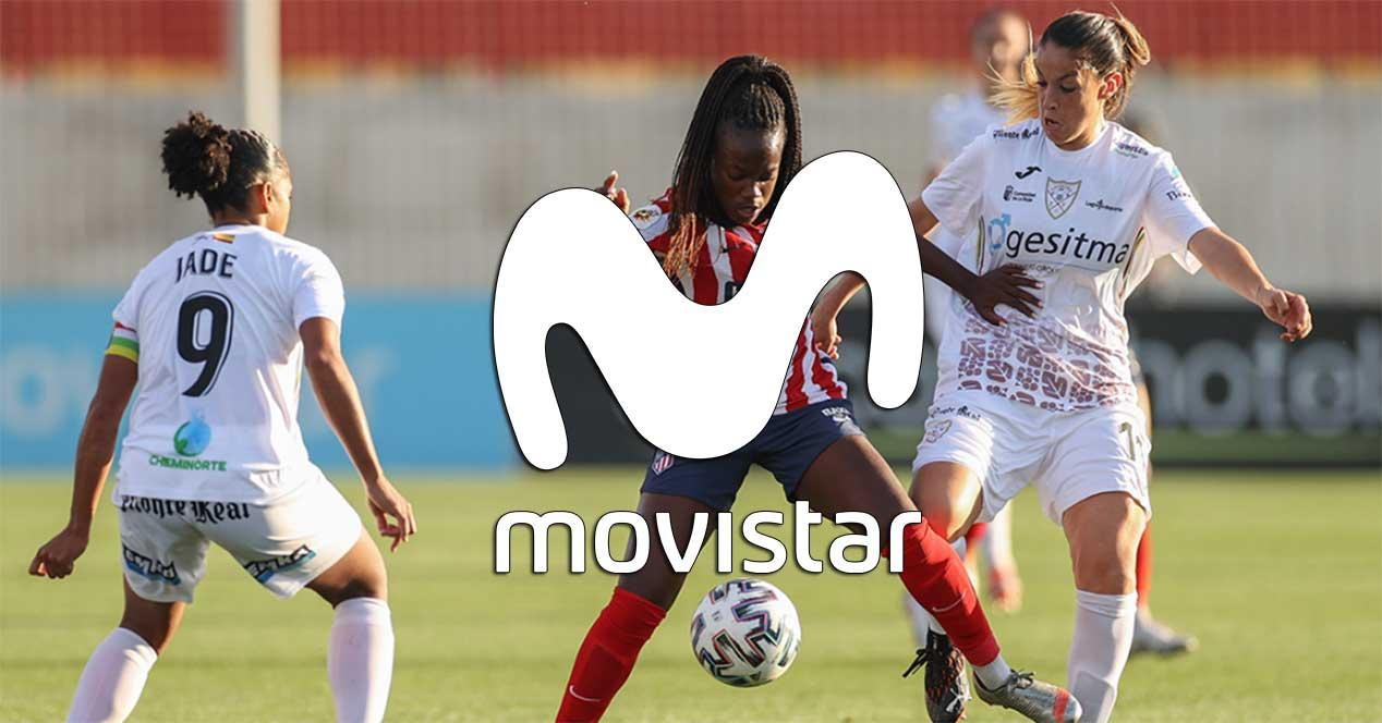 movistar fútbol femenino 2021 primera iberdrola