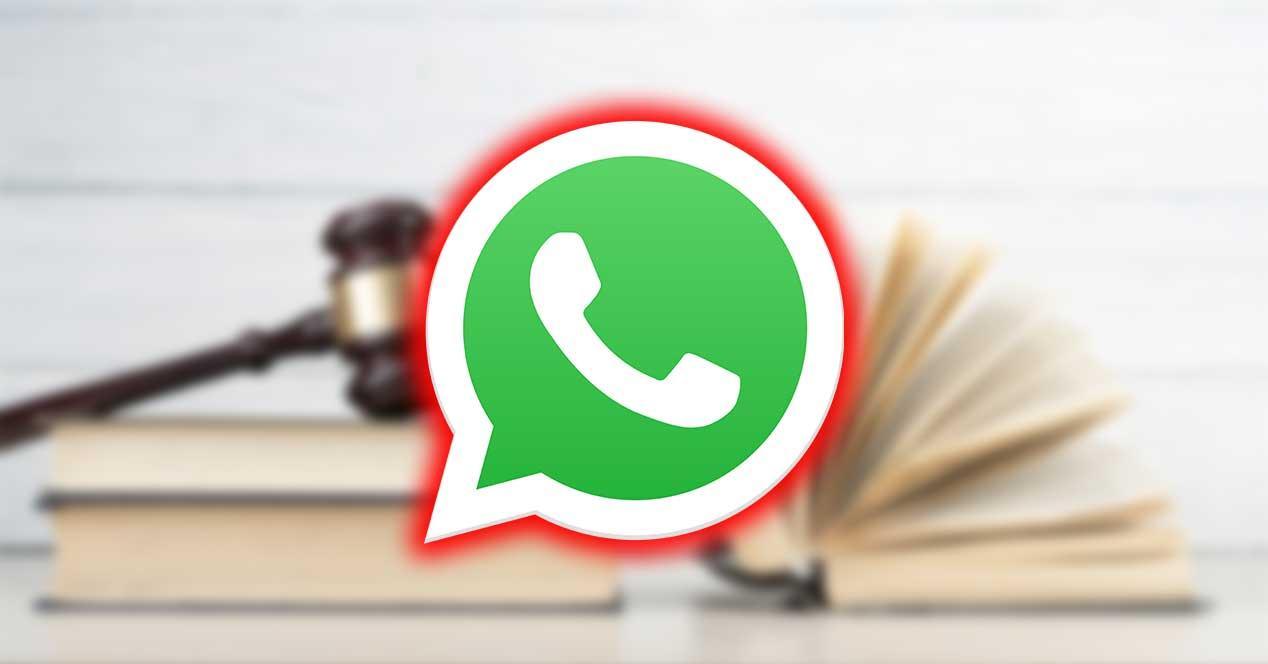 whatsapp condiciones