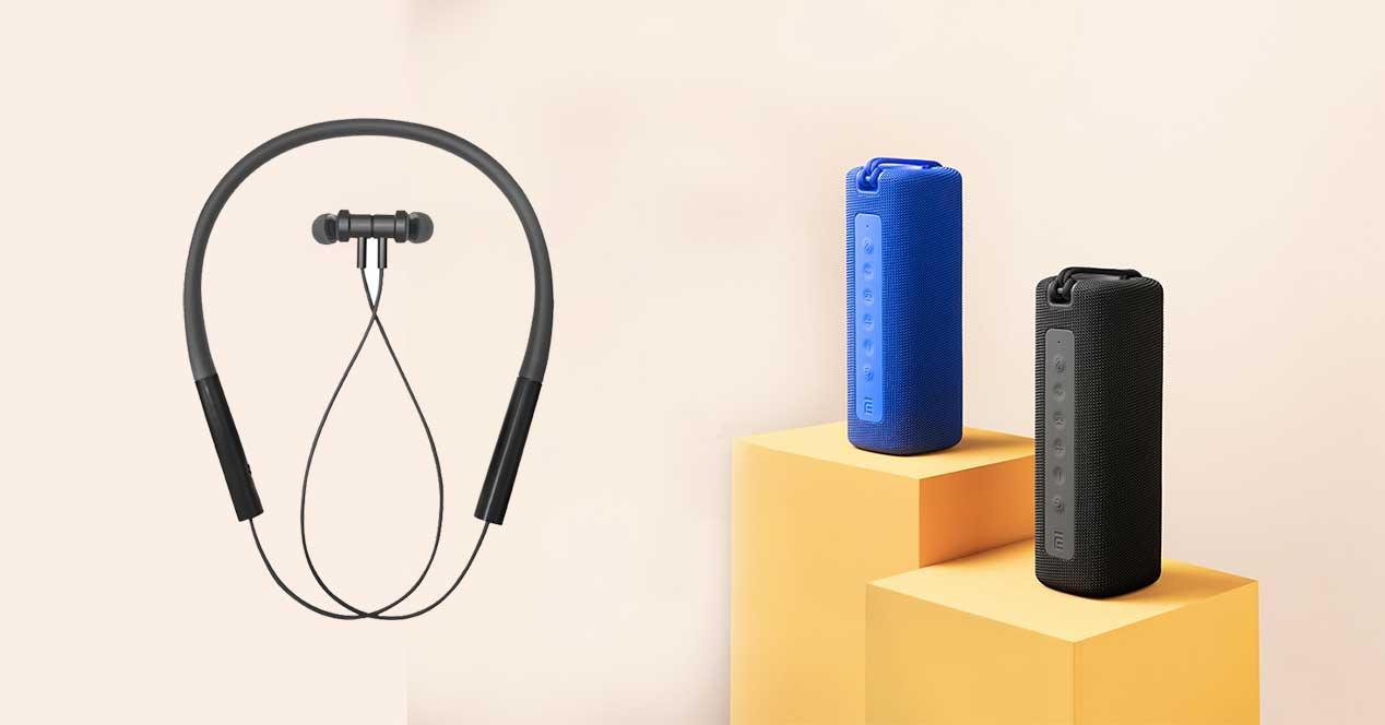 xiaomi auriculares altavoz