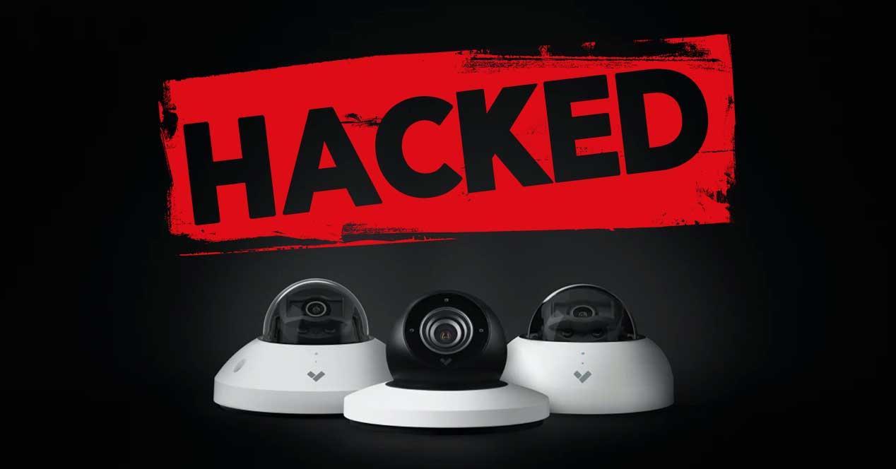 camaras seguridad hackeadas