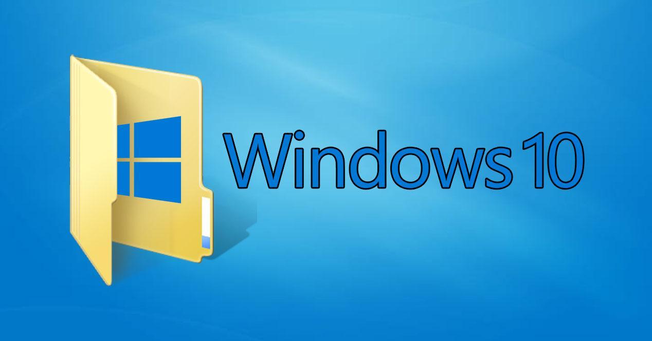 Carpeta Windows 10