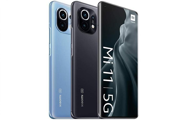 Xiaomi Mi 11 en dos colores