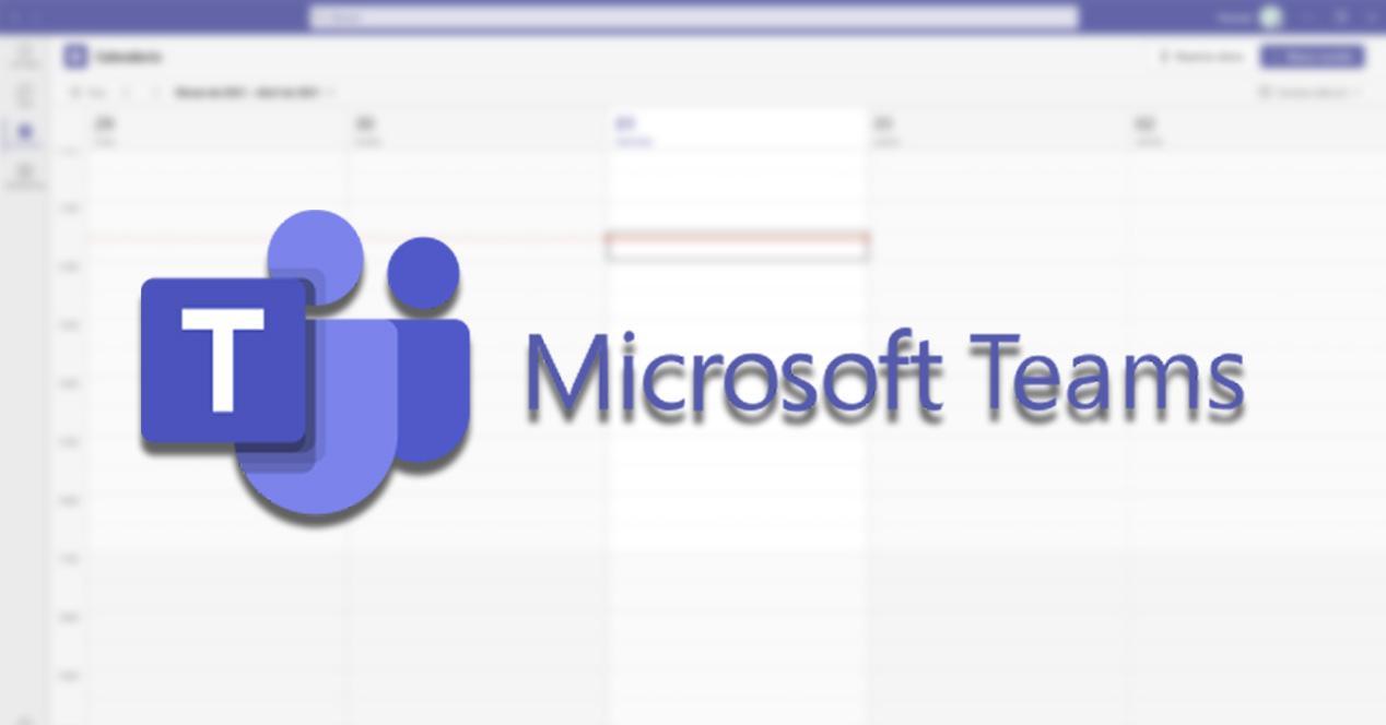 Microsoft Teams Calendario