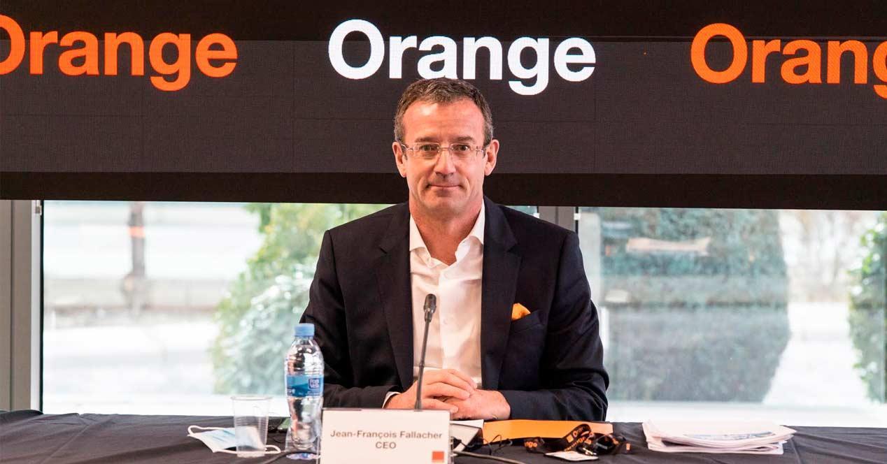 orange fallacher ceo
