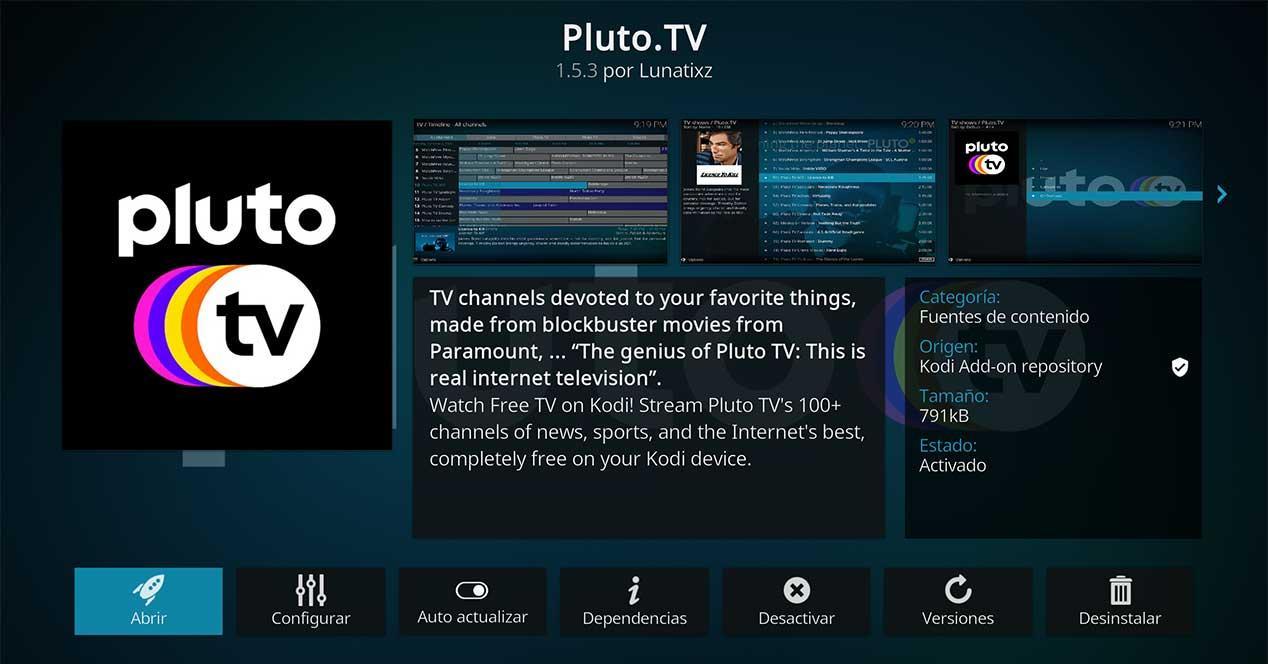 pluto tv en kodi (3)