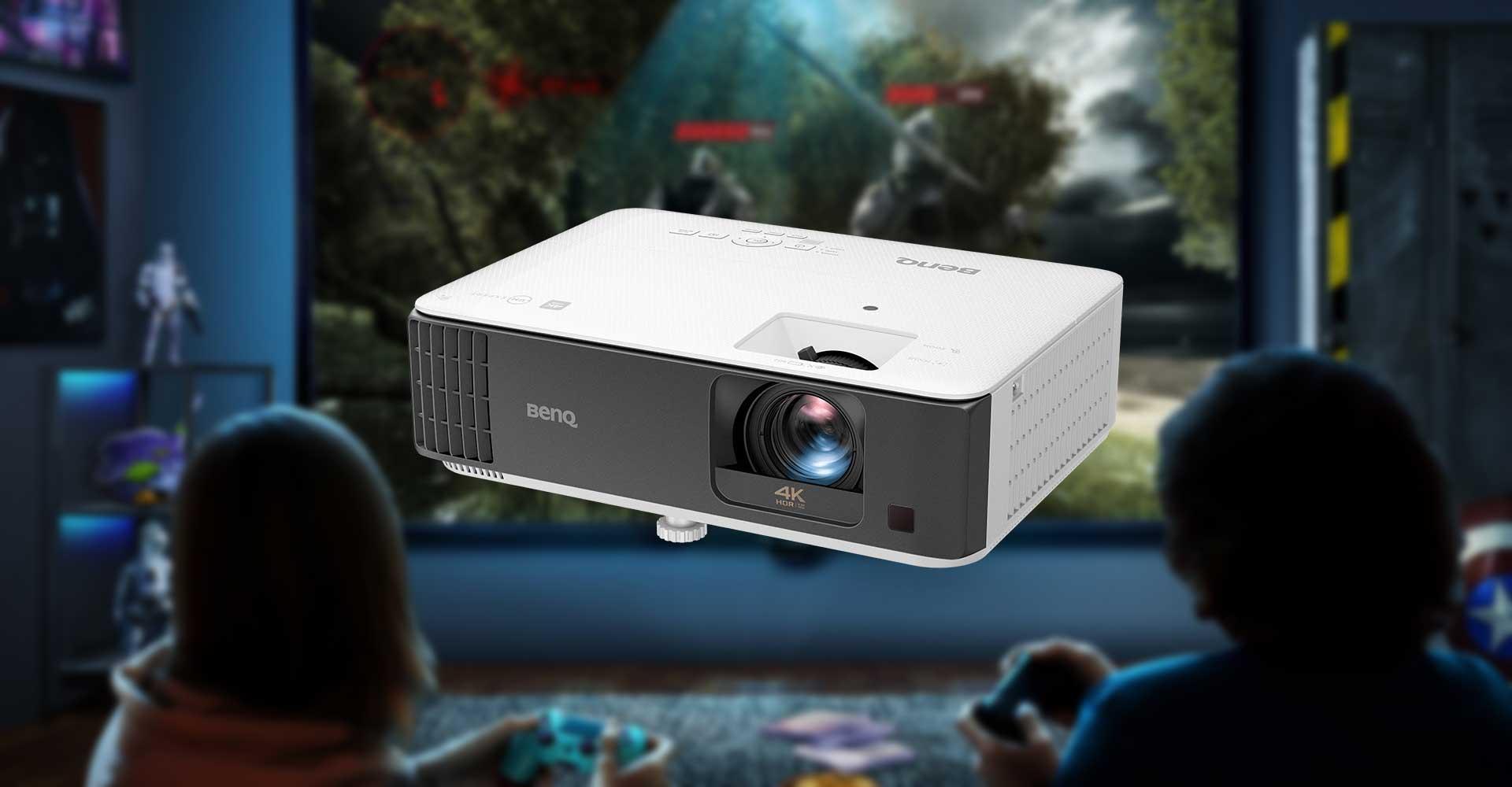 proyector gaming 4k benq