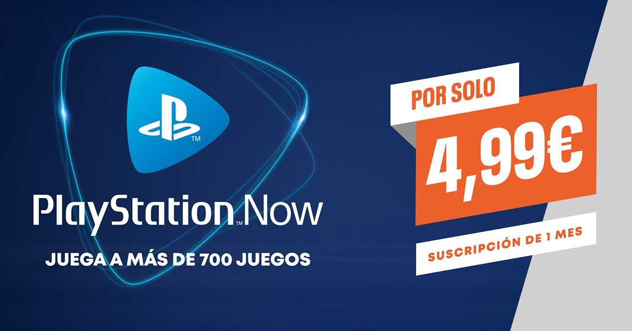 ps now oferta marzo 2021