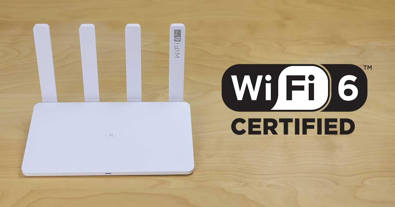 router wifi 6 honor
