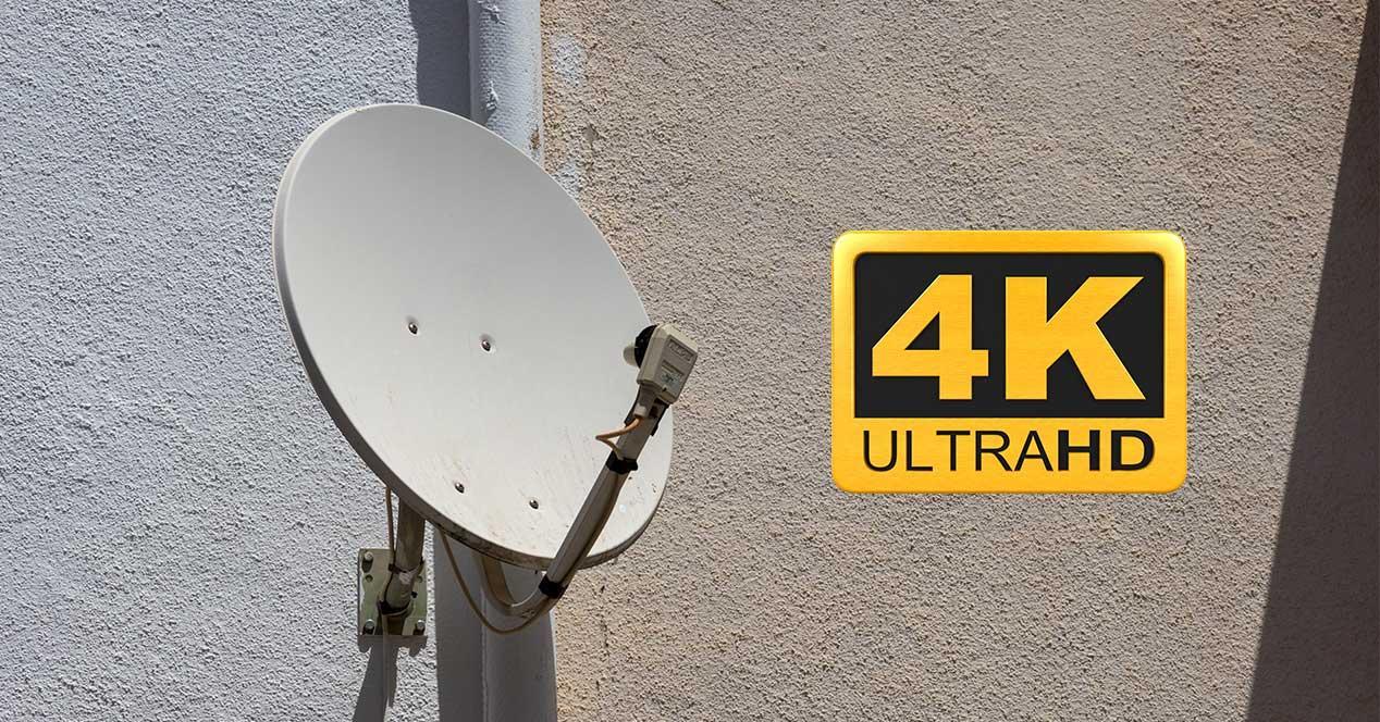 satelite 4k uhd