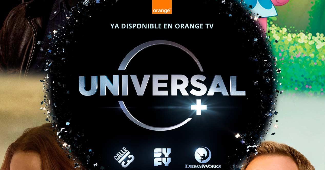 universal orange