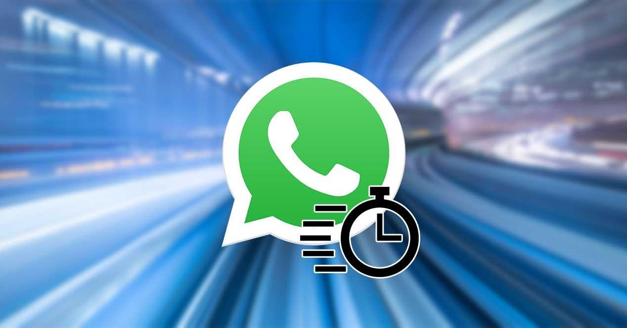 whatsapp audios velocidad
