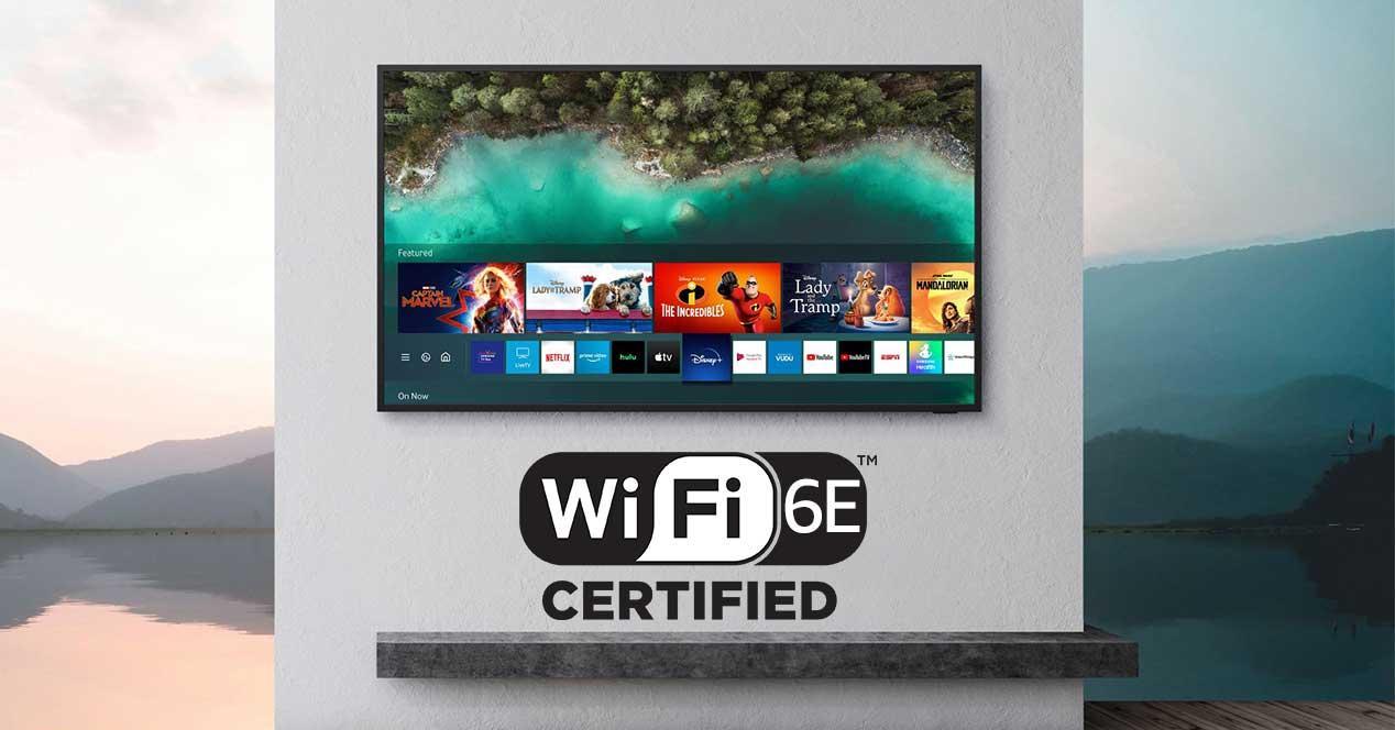 wifi 6e 8k smart tv