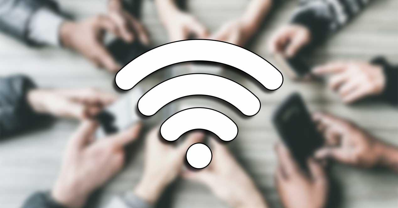 wifi compartir