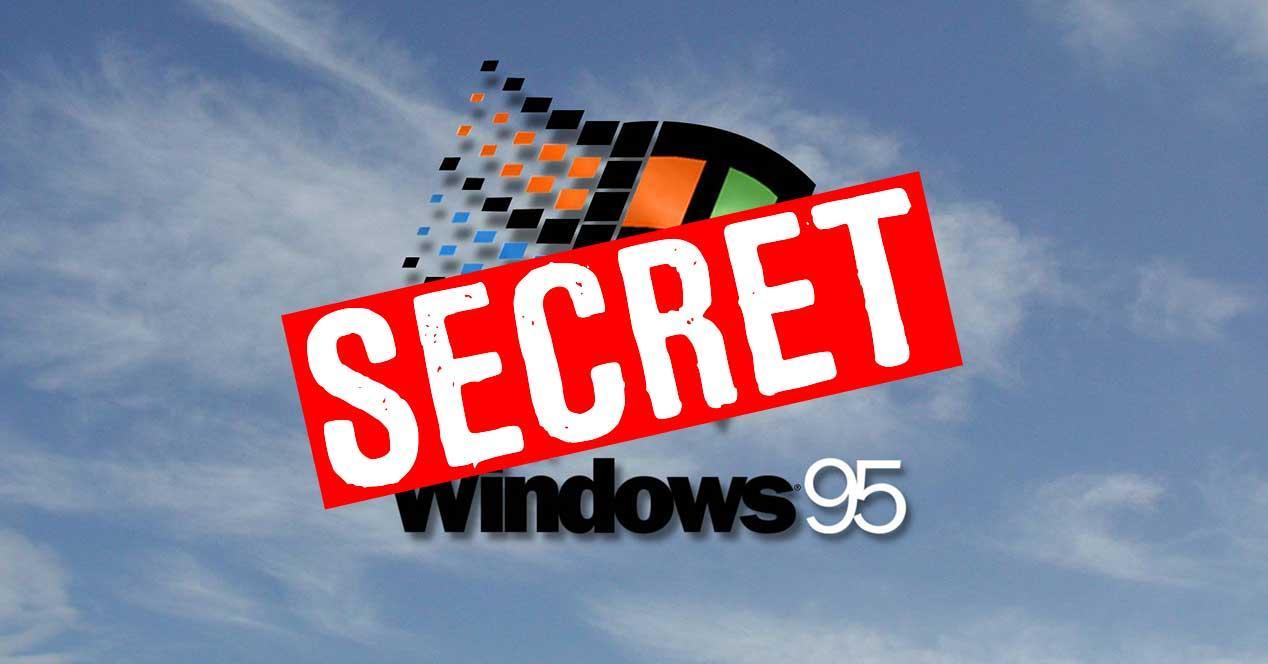 windows 95 secreto
