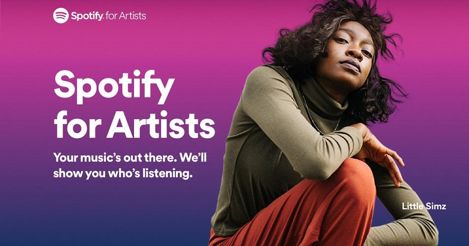 Spotify for Artist