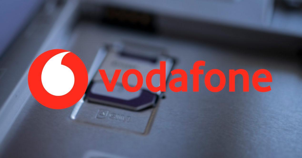 Activar SIM Vodafone