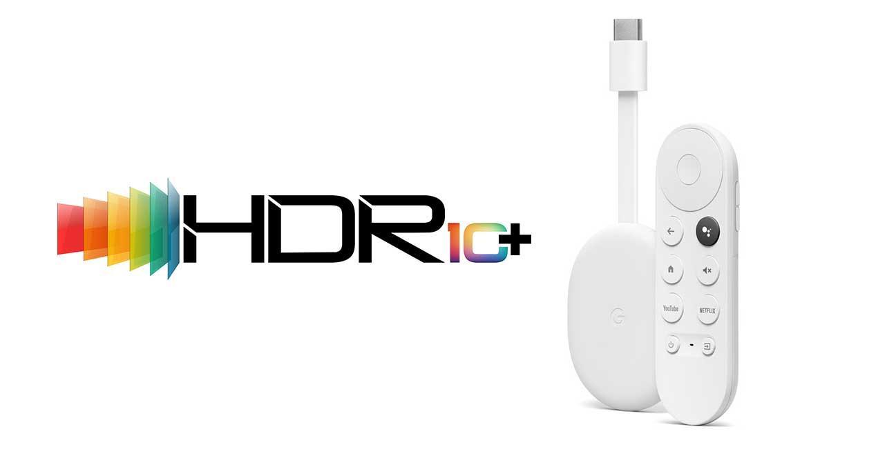 chromecast hdr10 plus