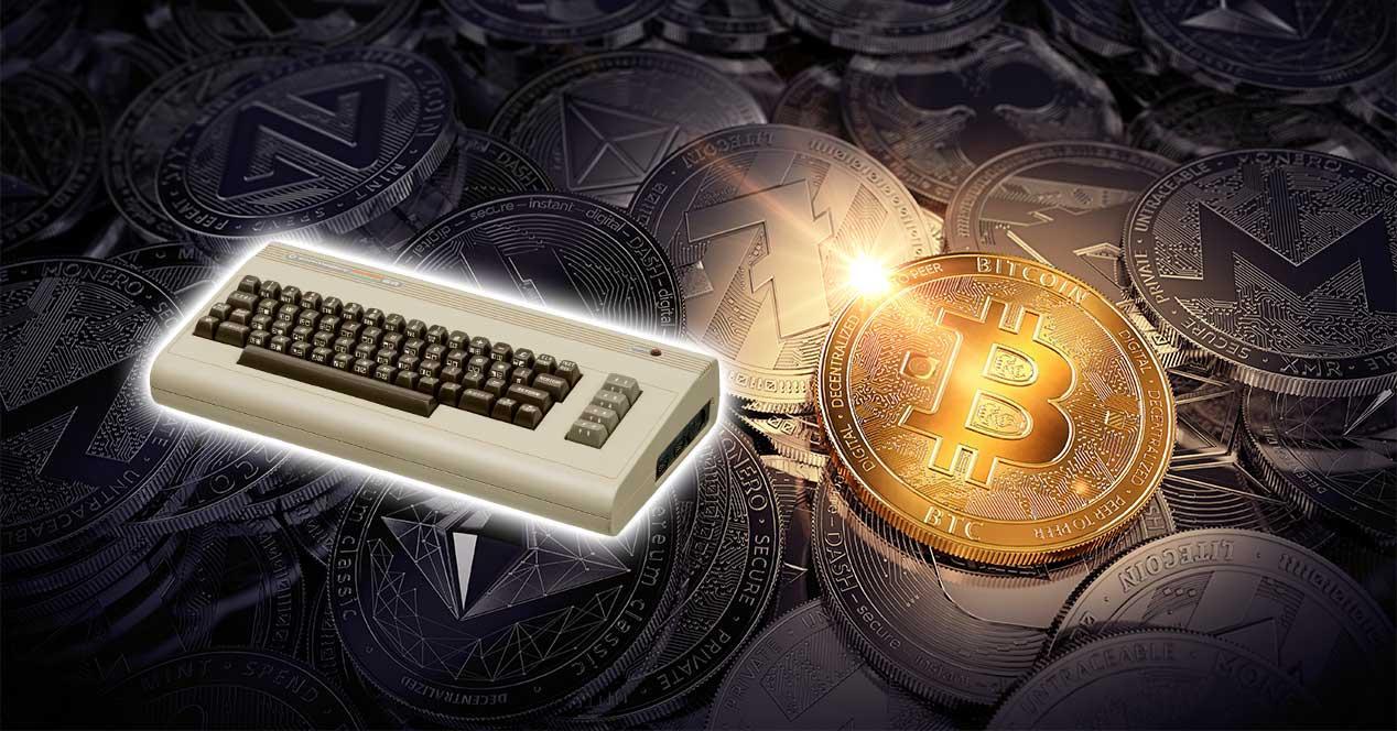 commodore 64 bitcoin
