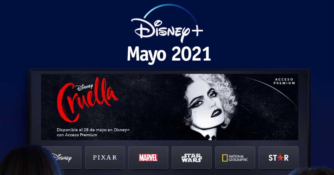 estrenos disney plus star mayo 2021 españa