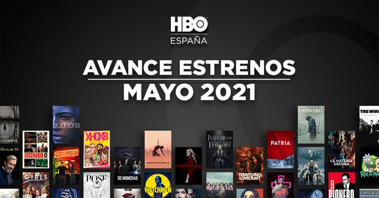 hbo mayo 2021