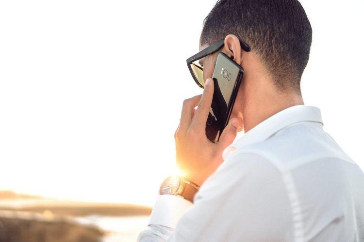 Κλήση μέσω τηλεφώνου