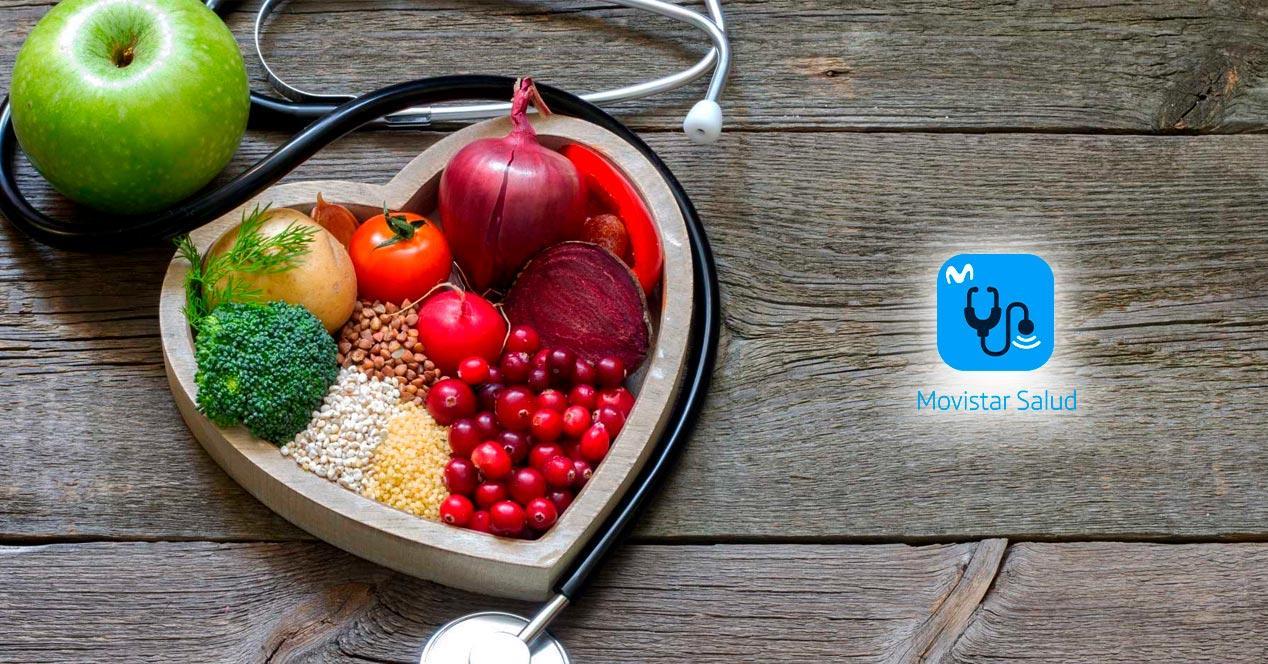 movistar salud nutricional