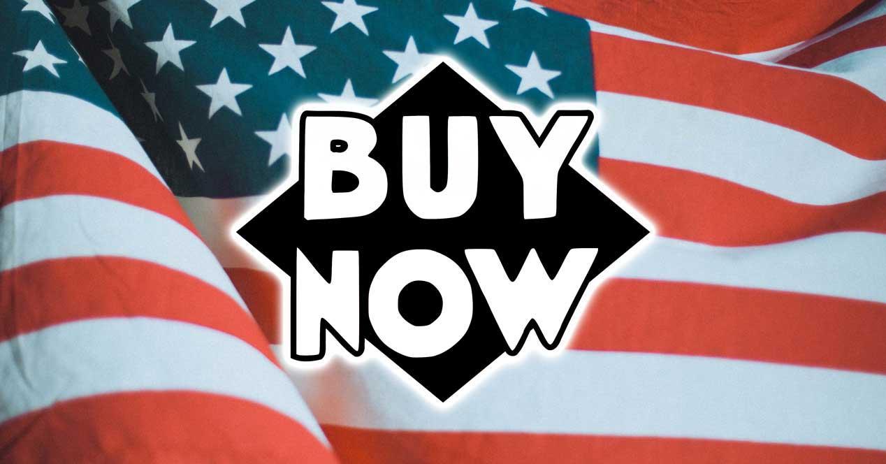 Comprar en Estados Unidos