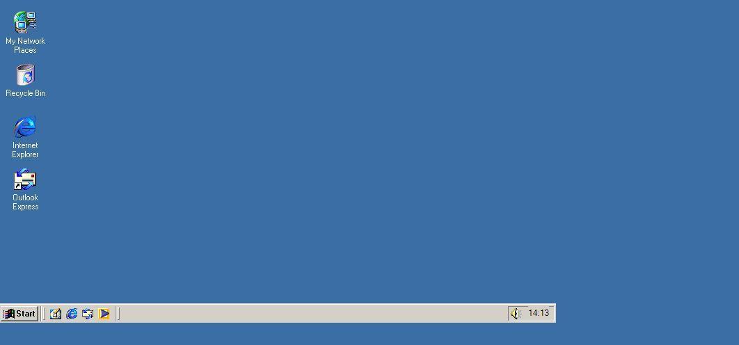 Windows Me Virtual