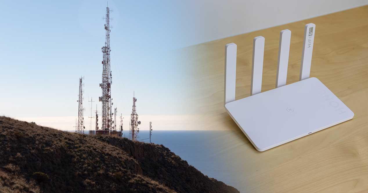 antena 5g wifi 6e