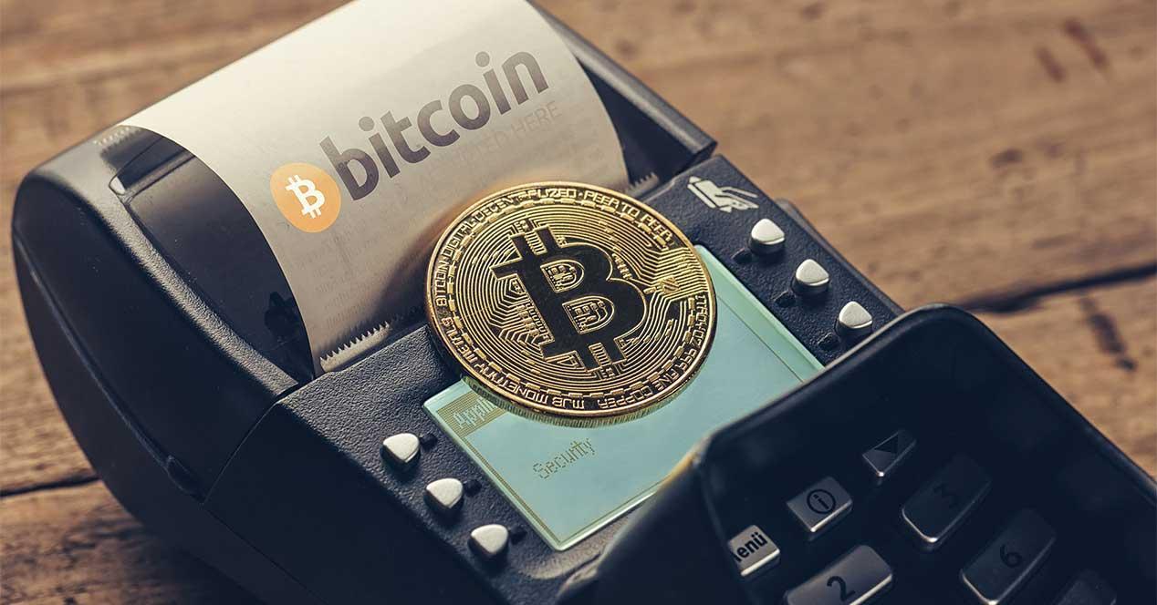 bitcoin pago fisico
