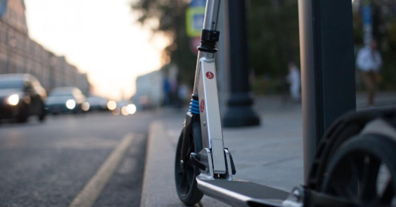 Cambiar batería patinete eléctrico