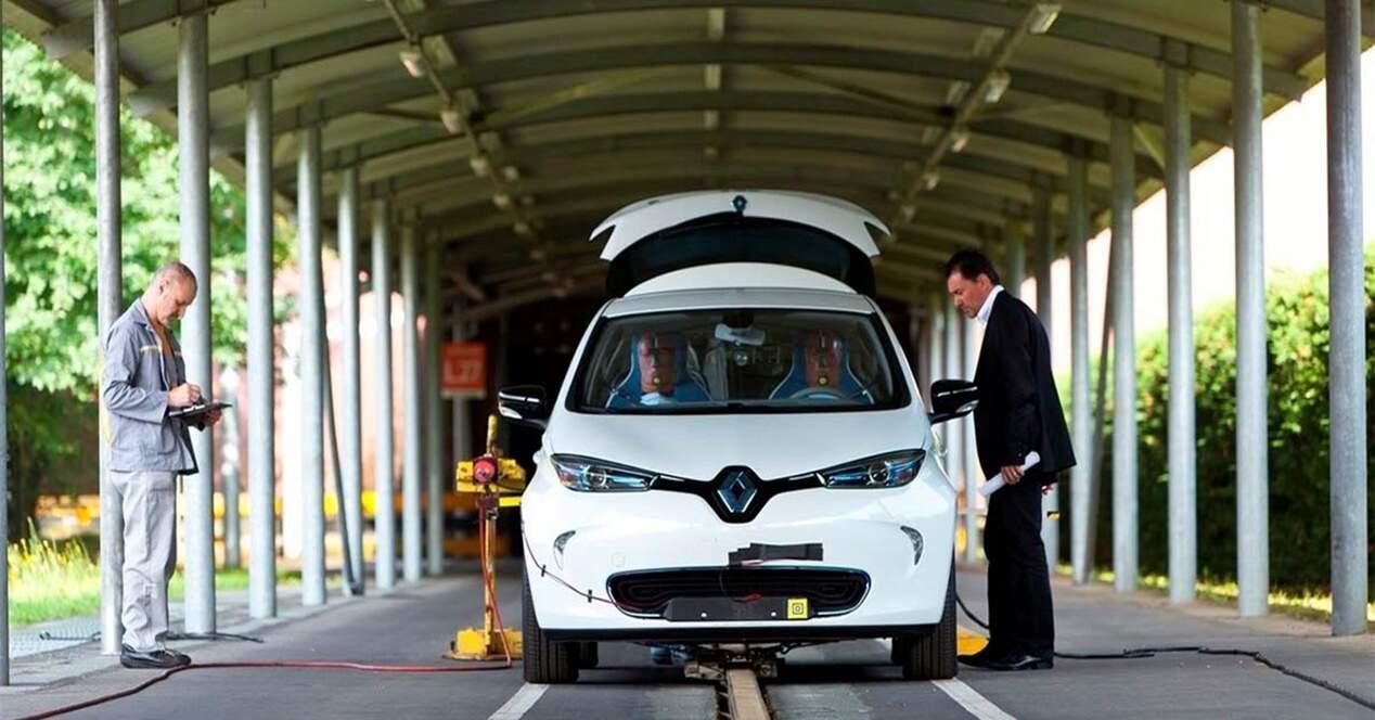 Cambios ITV coches eléctricos