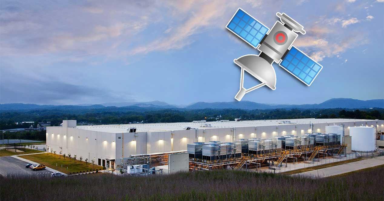 centro datos google starlink