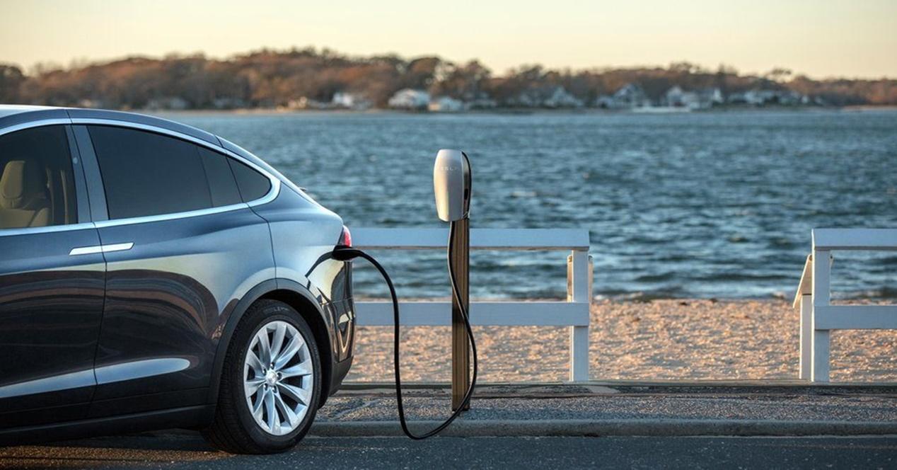 Cómo funcionan baterías coches eléctricos