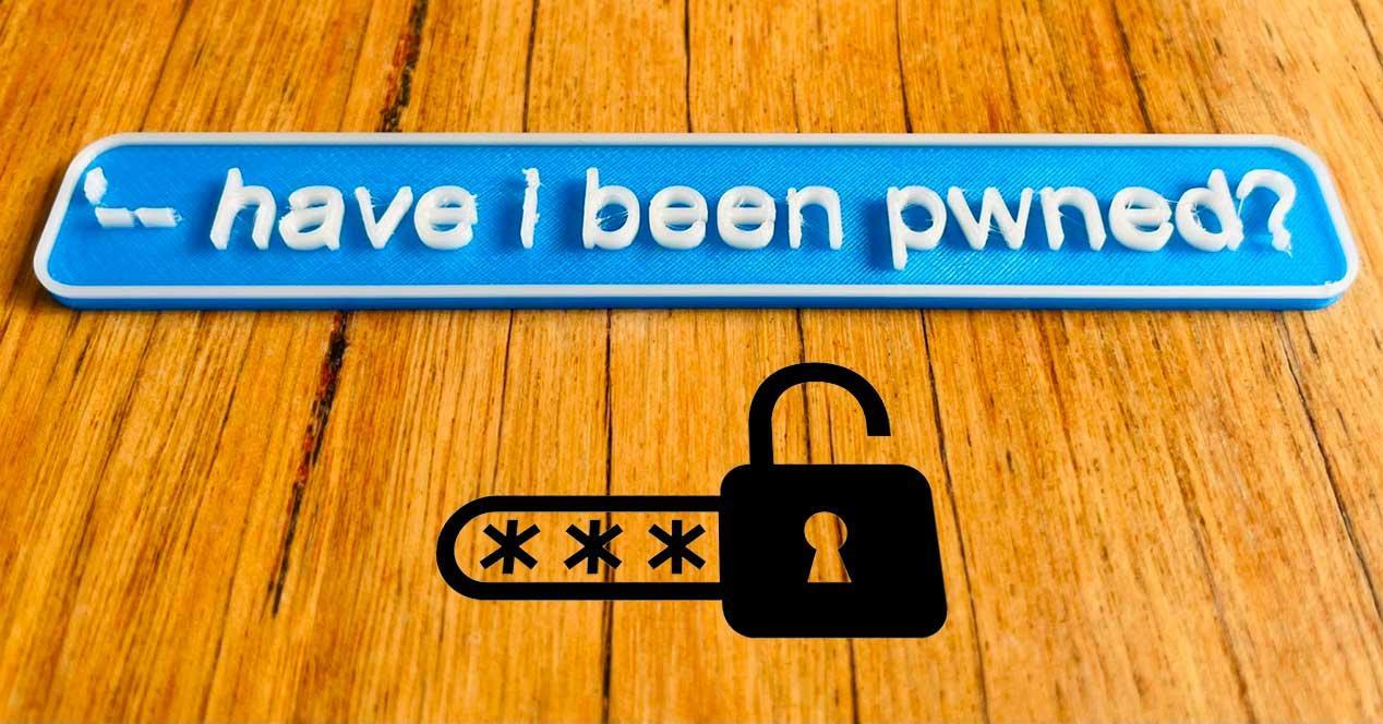 contraseña hackeada have i been pwned