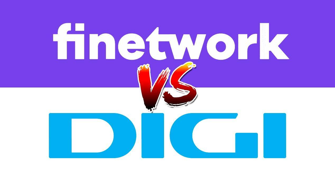 digi vs finetwork