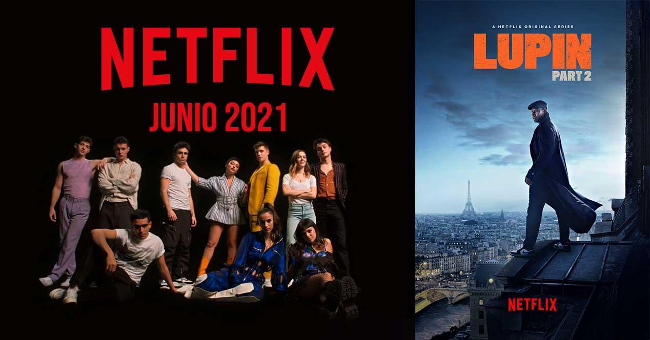 netflix estrenos junio 2021